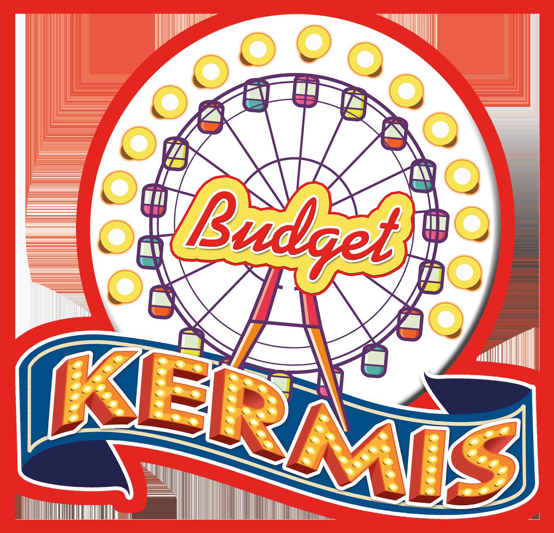 Logo Budgetkermis Tilburg
